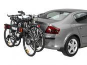 Thule kerékpártartó - HangOn 974 - Kerékpárral felszerelve
