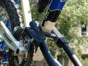 Thule kerékpártartó - FreeRide - Zárható kerékpártartó