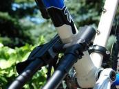 Thule kerékpártartó - FreeRide - Kerékpárváz rögzítése