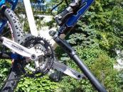 Thule kerékpártartó - ProRide - Kerékpárváz rögzítése