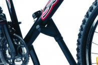Thule kerékpártartó - ProRide - Váz rögzítése a kerékpártartóra