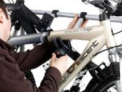 Thule kerékpártartó - Backpac - Adapter felszerelése