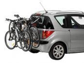 Thule kerékpártartó - Clipon 9103 autóra szerelve