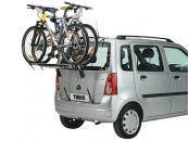 Thule kerékpártartó - ClipOn High 9106 - Autó hátjó ajtaján