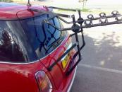 Thule kerékpártartó - FreeWay - Hátsó ajtón