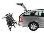 Thule kerékpártartó - HangOn 972 - Nyitható csomagtartó