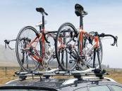 Thule kerékpártartó - Outride a tetőcsomagtartón