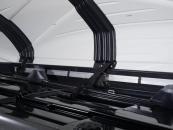 Thule tetőbox - Excellence tetőbox belső része