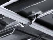 Thule tetőbox - Spirit 820 - Rögzítés alumínium keresztrúdra